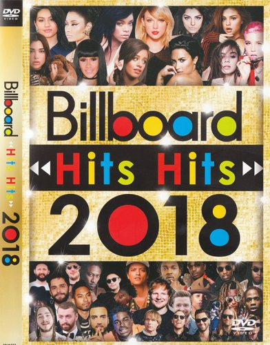 BillboardチャートMV集!!!! - Billboard Hits Hits 2018 / V.A - (DVD)