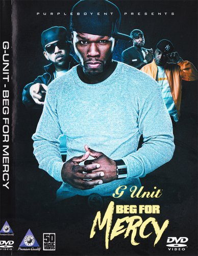 G-UNITと50CENTのベストDVD入荷!!!! - Beg For Mercy | 50 Cent - (DVD)