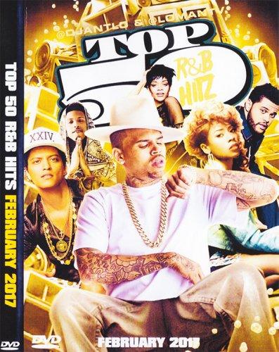 アメリカから入荷!!!!最新ヒットチャートPV集!!!! - Top 50 R&B Hits DVD  - (DVD)