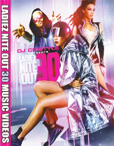リアルアメリカ★本当のHIPHOPDVD - Ladies Nite Out #30 DVD | Various Artists - DJ Cri$tyle - (DVD)