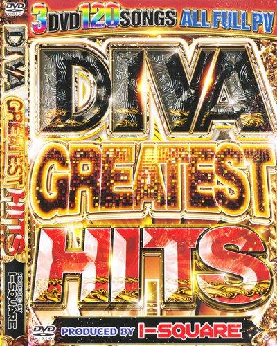 史上最高峰「神シリーズ Diva」総集編!!!!!! - Diva Greatest Hits - (3DVD)