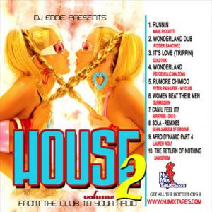 <img class='new_mark_img1' src='//img.shop-pro.jp/img/new/icons50.gif' style='border:none;display:inline;margin:0px;padding:0px;width:auto;' />DJ Eddie - House Mix vol. 2 MIXCD h