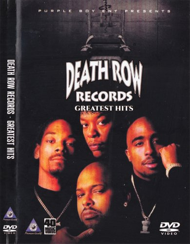 Gangsta Rapの基本!!!DEATHROW RECORDSのベスト版!!! - DEATHROW RECORDS MUSIC VIDEOS - (DVD)