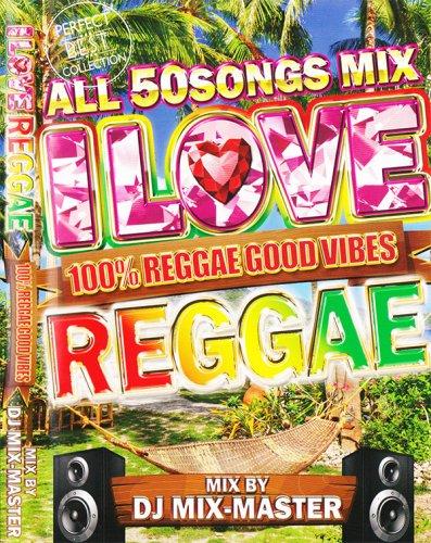 ラバーズ&ダンスホール!!!ジャマイカンサウンドMIX!!! - I Love Reggae / DJ Mix-Master - (DVD)