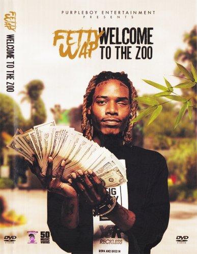 ヒップホップギャルが夢中になってるラッパーFETTY-WAP(フェティ・ワップ)!!! - Welcome To The Zoo | Fetty Wap  - (DVD)