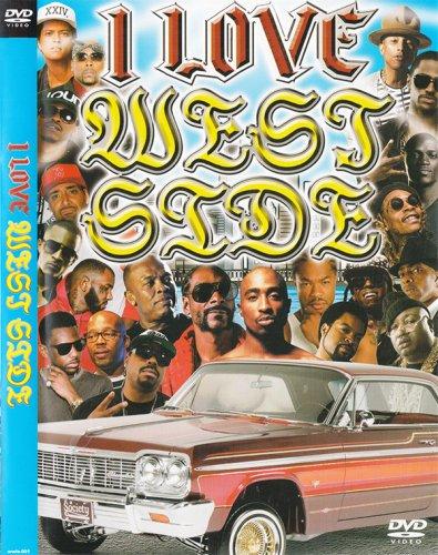 少し涼しくなってきた季節にマッチする爽やかなGラップPVミックス!!! - I Love West Side  - (DVD)