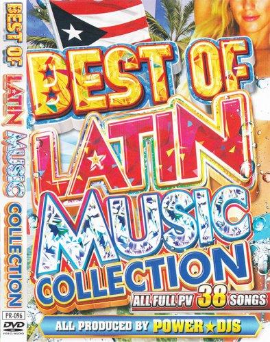 30%オフ!売れてます!!!ラテンナンバーワンヒット!!! - BEST OF LATIN MUSIC COLLECTION - (DVD)