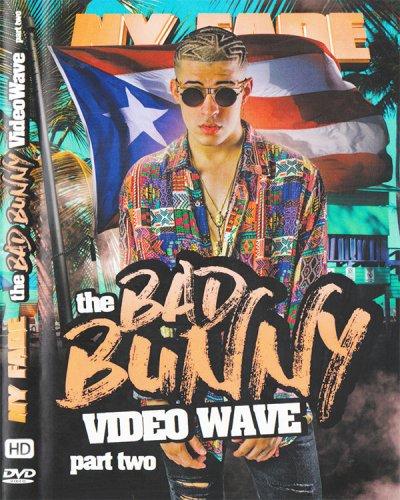 レゲトン新スーパースター!!!Bad Bunnyベスト入荷!!! - The Bad Bunny Video Mix- (DVD)