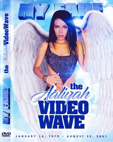 R&Bレジェンド!!!天使の歌声アリーヤベスト!!! - The Aaliyah Video Wave - (DVD)
