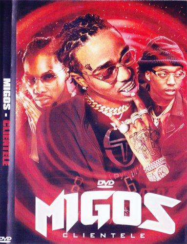 初登場!!!かっこよすぎるラップ集団Migosベスト!!! - Clientele DVD | Migos - DJ Ant-Lo - (DVD)