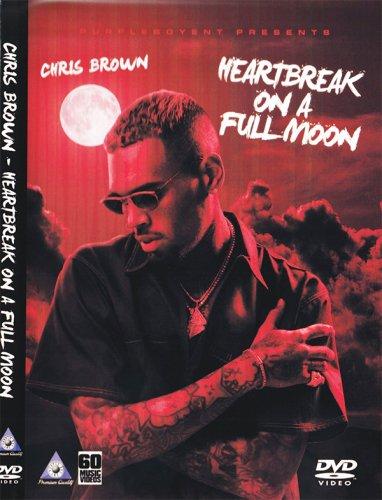 R&Bキング!クリスブラウンの最新ベストMIX!!!60曲収録!!! - CHRIS BROWN 60 MUSIC VIDEOS  - (DVD)