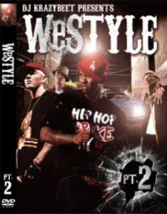 WeSTYLE PT.2 DVD