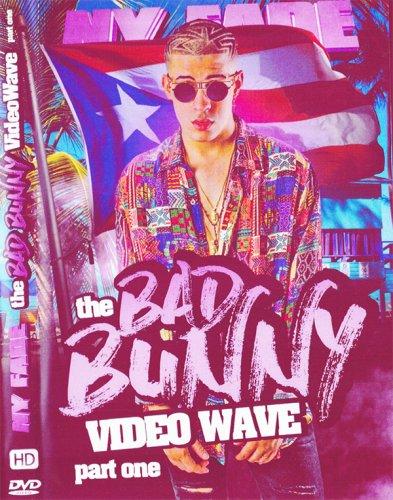 超レア!!!レゲトン新スーパースター!!!Bad Bunnyベスト入荷!!! - The Bad Bunny Video Mix 01 - (DVD)