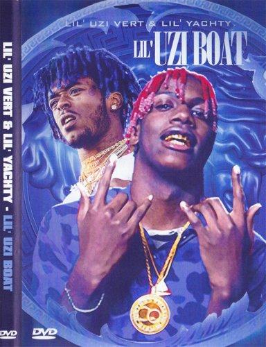ヤングスター!!!HipHop界を賑わせた若きカリスマ二人!!!Lil Yachty&Lil Uzi Vert!!! - Lil Uzi Boat DVD - (DVD)