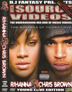 Mix Source Videos - Chris Brown & Rihanna Edition DVD