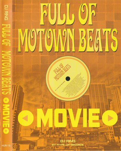 【名曲は不滅】60's70'SのDISCO&SOUL MUSIC名曲をDVDで再現!!! - FULL OF MOTOWN BEATS MOVIE - (DVD)
