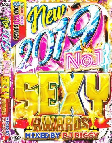 ☆☆エッチな洋楽DVD2019年アップデート版☆☆ - New 2019 No.1 Sexy Awards - (3DVD)
