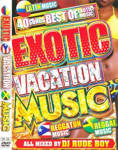 嬉しい!奇跡の入荷『★ラテン★』『★レゲエ★』『★レゲトン★』 -EXOTIC VACATION MUSIC  - (DVD)