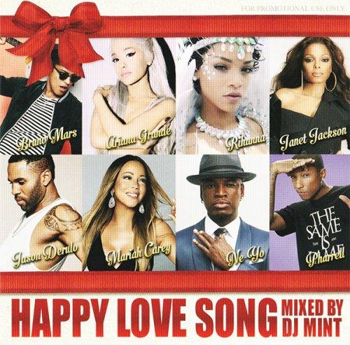 【注目!!!】 胸キュン!彼女とのドライブに最適!新旧の名曲ラブソング! - HAPPY LOVE SONG  - (CD)
