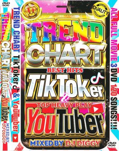テンションMAX!!飽きる事無し!!!☆☆ - Trend Chart Tik Toker & YouTuber - (3DVD)