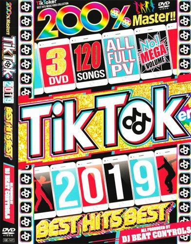 ☆★☆遂に来たあああああ!!!!!☆★☆発売前から『問い合わせ殺到!!!!』 - TIK TOKER 2019 BEST HITS BEST  - (3DVD)