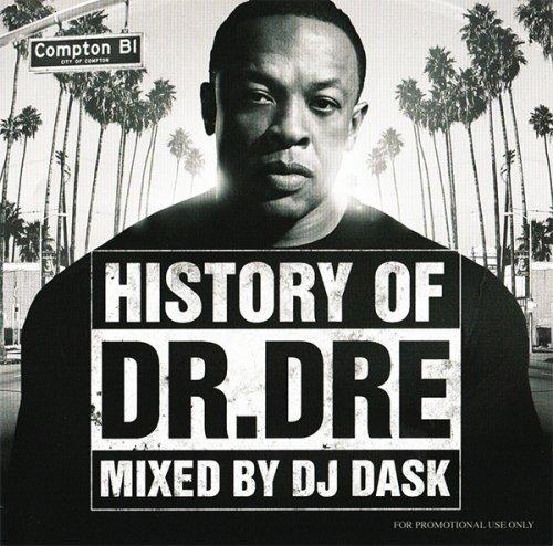Dr.Dreベストってことはウエッサイのベストである!!- History Of Dr. Dre - (CD)