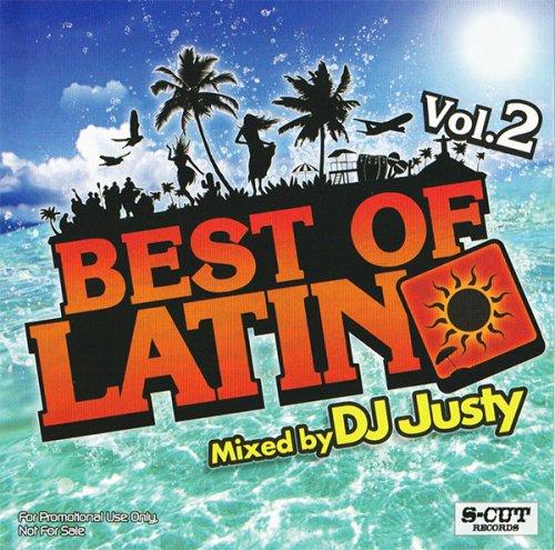 30%オフ!めっちゃムーチョ★☆爽快☆【南米ミックス】ラテンミックス決定版!!- Best Of Latin Vol.2  - (CD)