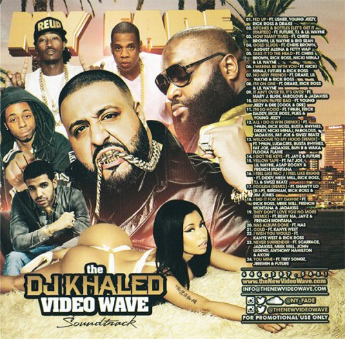 ☆レア盤☆【DJキャレッドベスト】ヒット曲たっぷり堪能!- The Best of DJ Khaled - (CD)