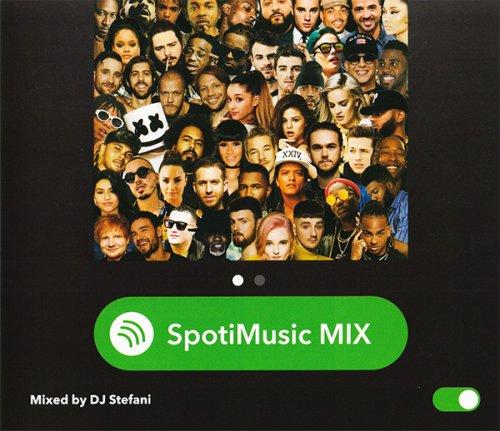 世界最大の音楽ストリーミングで流行っている曲のみでまとめたBEST MIX!- SPOT MUSIC MIX  - (CD)
