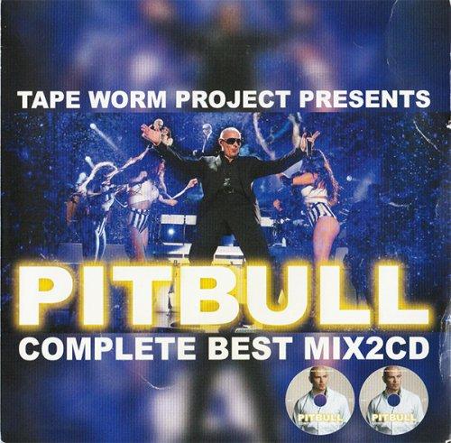 30%オフ!【再入荷】ピットブルの全てが完全網羅された最強ベストミックスCD!!! - Pitbull Complete Best Mix - (2CD)