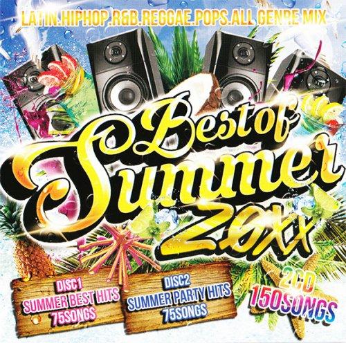 【リクエスト多数】ノリが良くて最高!!!こいつは、凄い!コスパ最高!!! - BEST OF SUMMER 20XX  - (2CD)