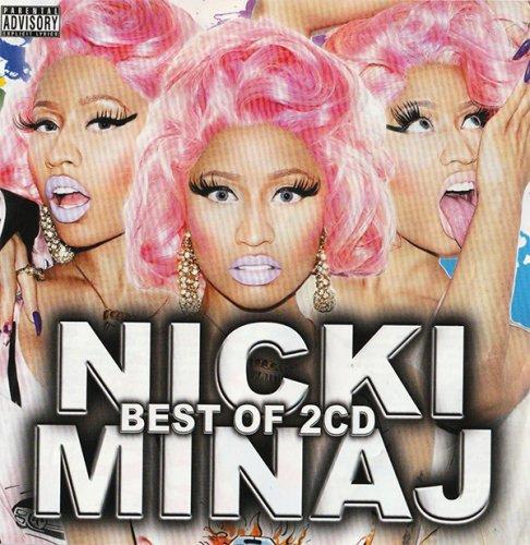 【再入荷】全部入ってますニッキー・ミナージュベストMIXCD!!! -Best Of Nicki Minaj - (2CD)