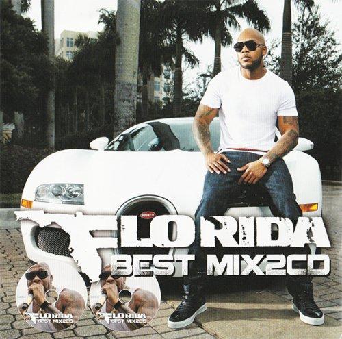 【再入荷】パーティキング!フローライダ豪華最強ベストMIXCD!!! - Flo-Rida Best Mix - (2CD)