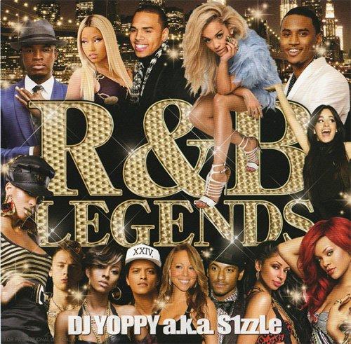 R&B界レジェンドの名曲がここに集結!- R&B Legends - (CD)