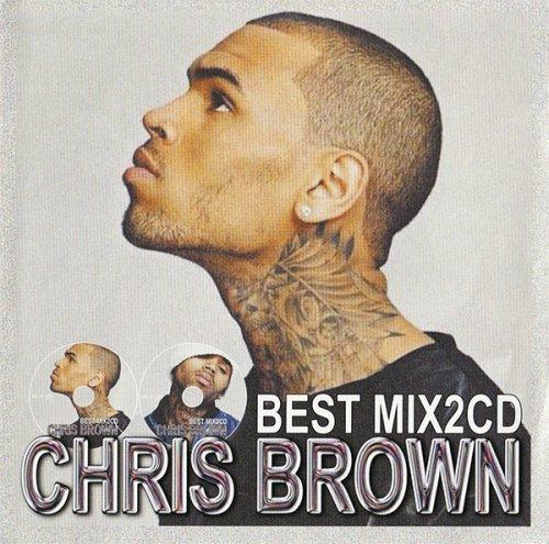 【再入荷】歌って踊れる大人気ギャングスタ!R&B界のセクシーバッドボーイ!!! - CHRIS BROWN BEST - (2CD)
