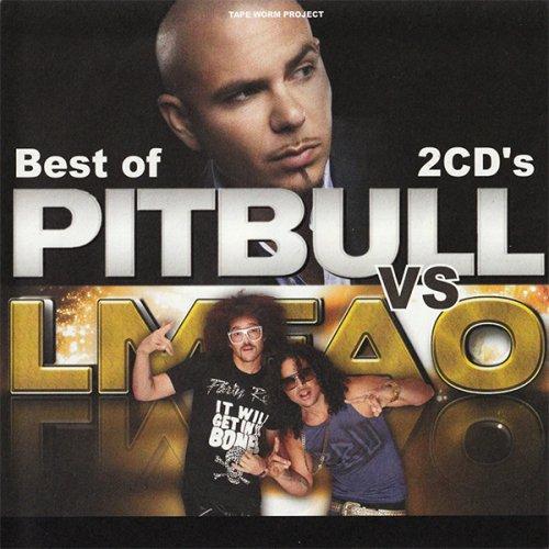大好評につき【再入荷】すべてハイテンション!激ハイレベルMix!!! - Best Of Pitbull vs LMFAO - (2CD)