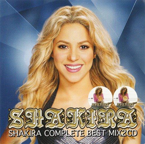 大好評につき【再入荷】シャキーラ豪華最強ベストMix!!! - Shakira Complete Best Mix  - (2CD)