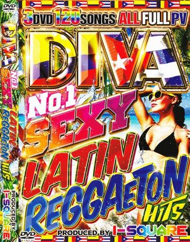 !半額!これは神回MIX!!!皇帝DIVAからのラテン&セクシーベスト!!! - DIVA NO.1 SEXY LATIN REGGAETION HITS - (3DVD)