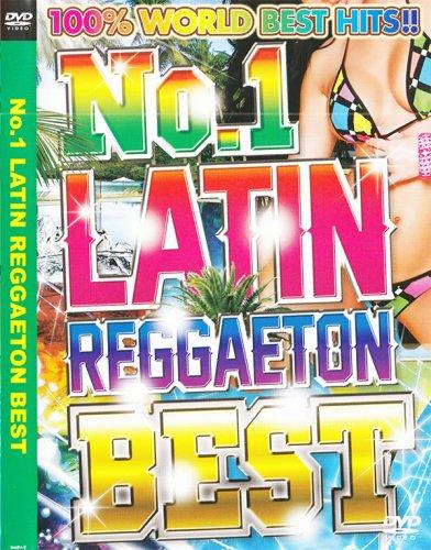50%オフ!★☆だから言ってんじゃん、ラテンが一番流行ってるって!★☆!!! - NO.1 LATIN REGGAETON BEST - (DVD)