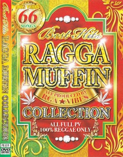 【レゲエDVD再入荷】120%レゲエな1枚!永久保存名曲66曲収録★☆ - Best Hits Ragga Muffin Collection - (DVD)