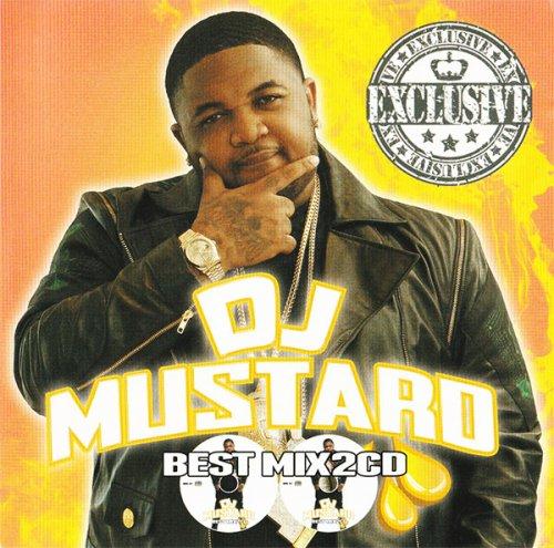 LA出身のウエッサイDJ【ウエストヒットメーカー】DJ MustardベストMIX!!! - DJ Mustard Best Mix  - (2CD)