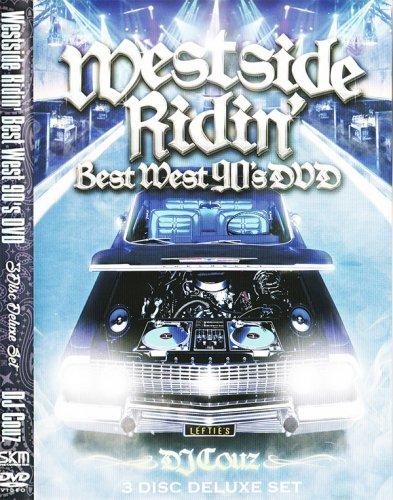 【▲ウエッサイ最高傑作▲】ガチ永久保存です。ウエッサイの歴史教科書↑↑ - WESTSIDE RIDIN' BEST WEST 90'S - (3DVD)