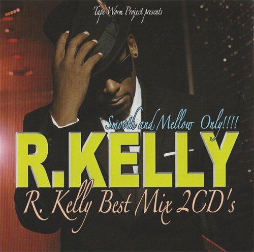 元祖エロR&B【大人のセクシータイム】R.Kelly ベストMIX!!! - R.Kelly Best Mix - (2CD)