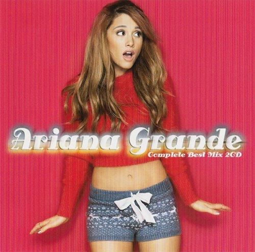 完全網羅コンプリート!!!「豪華2枚組」最強Best MixCD【歌姫アリアナベスト】 - Ariana Grande Complete Best Mix - (2CD)