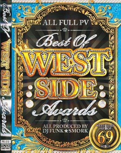 【ウエッサイ名曲まとめ69曲!!!】 - Best Of West Side Awards - (DVD-RDL))