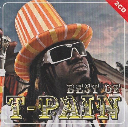 大好評につき【再入荷】不動の人気「T-Pain」ベスト!!! - Best Of T-Pain - (2CD)