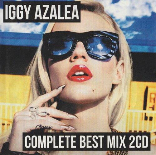 大好評につき【再入荷】「Iggy Azalea」の最強Best MixCDが登場!!!!!! - Iggy Azalea Complete Best Mix  - (2CD)