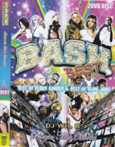 BASH Blazin Mix Movies BEST 2DVDs