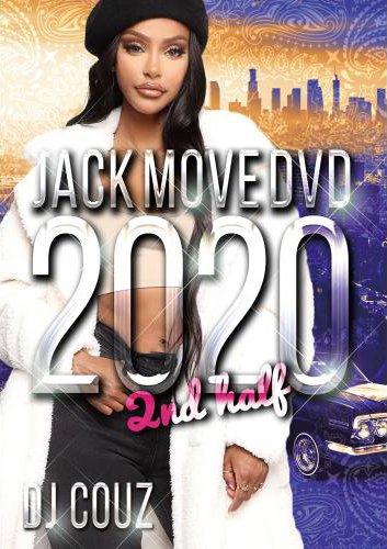 【最新USヒップホップまとめ!!】新譜のイケイケなやつだけMIX!- JACK MOVE DVD 2020 2ND HALF - (DVD)