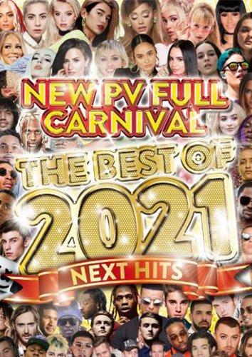 毎回めっちゃ売れる笑☆洋楽☆2021☆最新☆!- New PV Full Carnival -The Best Of 2021 Next Hits - (DVD)
